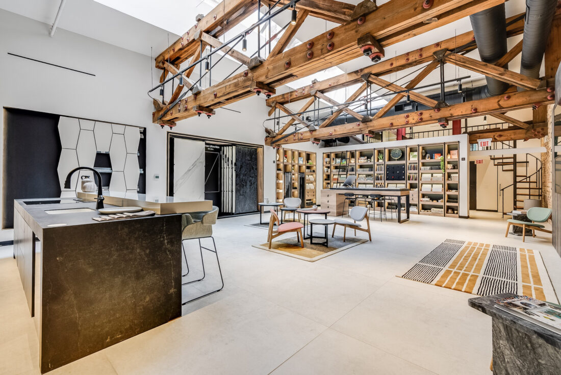 Cosentino expands reinvented showroom experience to North America with new Chicago City Center