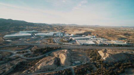 Image of Parque Industrial Cosentino Cantoria 3 in Home Cosentino - Cosentino