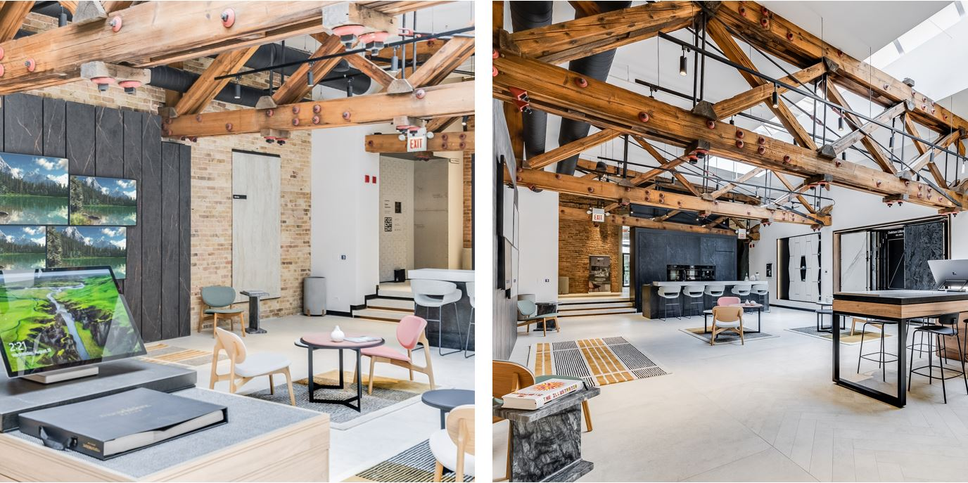 Image of chicago 1 in Cosentino expands reinvented showroom experience to North America with new Chicago City Center - Cosentino