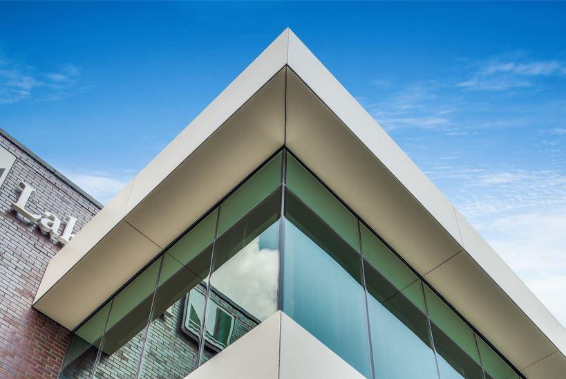 Dekton rises to complex facade challenges