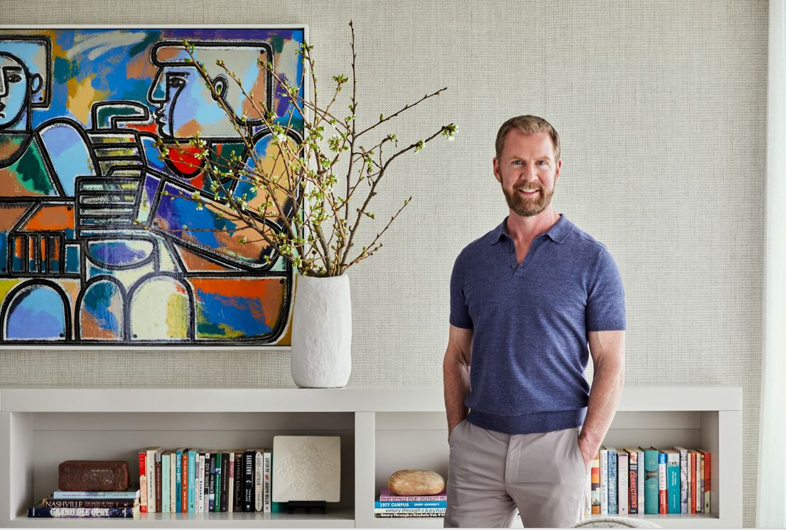 """Image of mark williams in Designer Mark Williams: A story of passion for """"creating what isn't yet there"""" - Cosentino"""