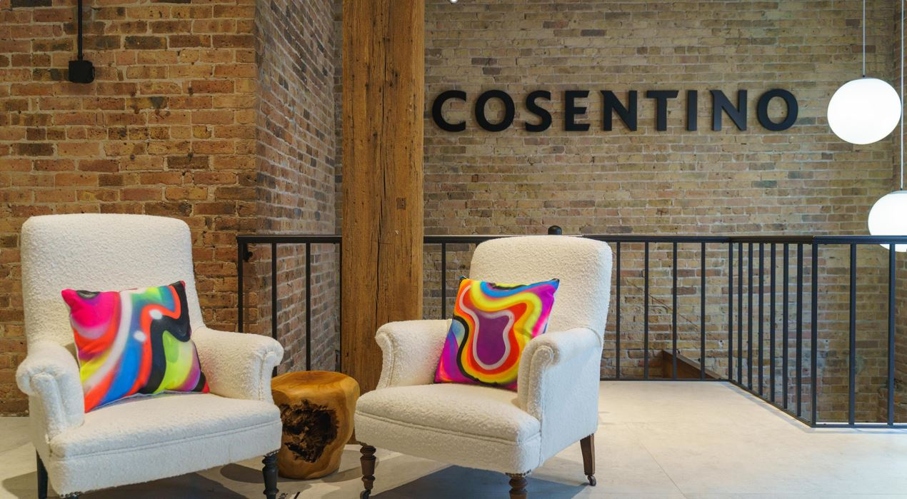 Image of Ardentis Vita 1 in Celebrating one month of Cosentino Chicago City Center - Cosentino