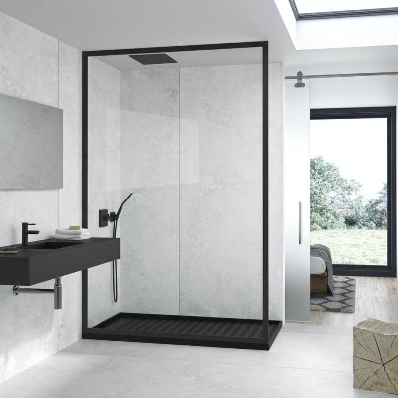 Image of plato ducha negro bano 1 800x800 1 in Black shower trays - Cosentino