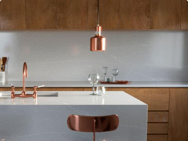 Image of 15 5 in Kitchen walls: how to choose the best cladding - Cosentino