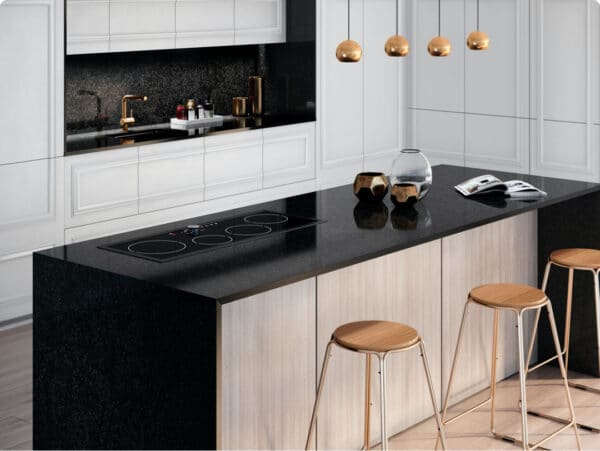 Image of 2@1x in How to design a kitchen island and get the most out of it. - Cosentino