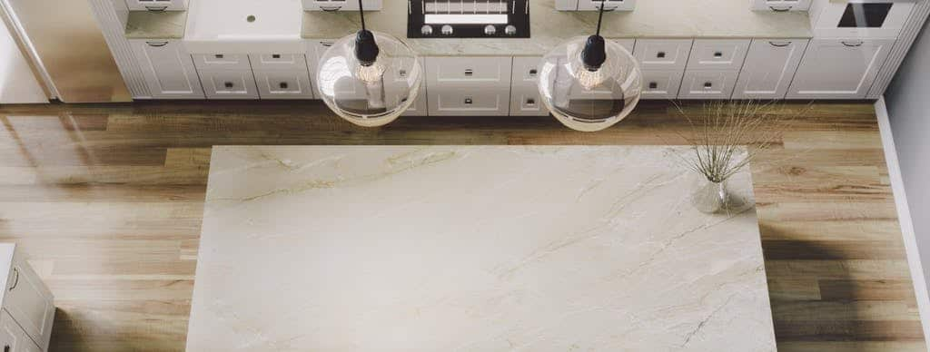 Image of Bild 4 Sensa Kitchen Gabana Leather 1 in Properties and types of granite – a material that is taking homes by storm - Cosentino