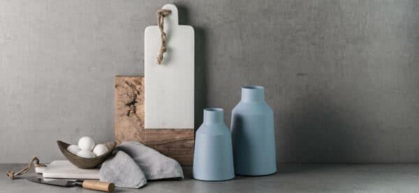 Image of Dekton Kreta 2 in Kitchen walls: how to choose the best cladding - Cosentino