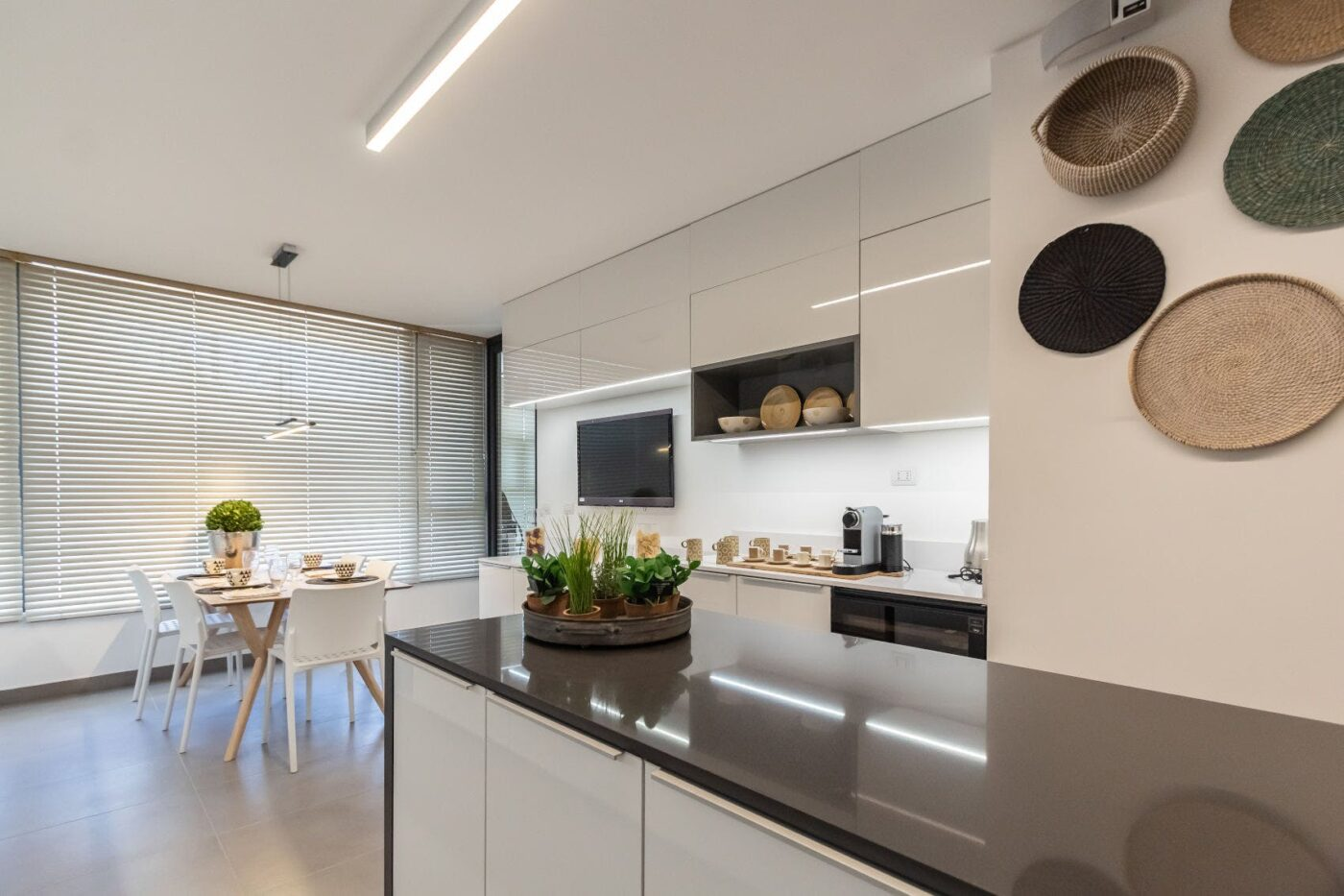 Image of Encimera SIlestone Marengo 1 in Spring at home: let's make the most of it! - Cosentino