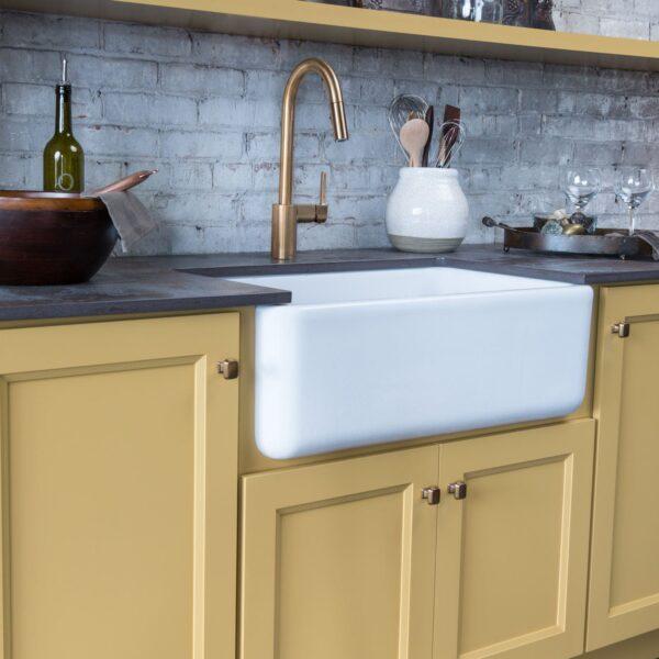 Image of MasterBrandCabinets Dekton Kitchen Countertop Trilium 2 in Wabi-sabi: Join the most authentic trend - Cosentino