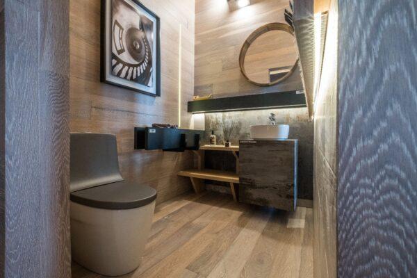Image of Pablo Guzman 1 in Small bathrooms: the great secrets of their design - Cosentino