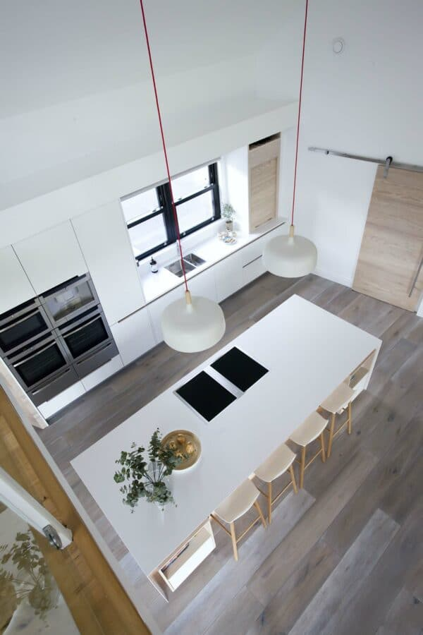 Image of Rustic kitchen 2 in Seven ways to create a rustic kitchen - Cosentino