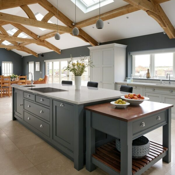 Image of Rustic kitchen 4 in Seven ways to create a rustic kitchen - Cosentino