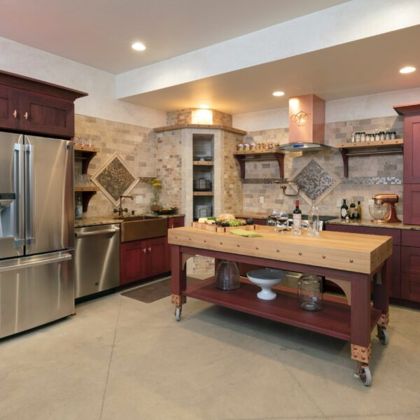 Image of Rustic kitchen 5 in Seven ways to create a rustic kitchen - Cosentino