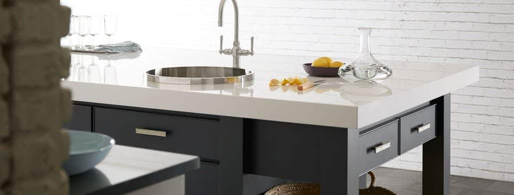 Image of Silestone Trendspotter Cheryl Kees Clendenons Greenhouse Kitchen 22 1 in Kitchen walls: how to choose the best cladding - Cosentino