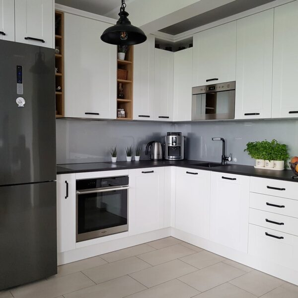 Image of Sirius WFM Krakow II 1 in L-shaped kitchens, functionality and design in any space - Cosentino