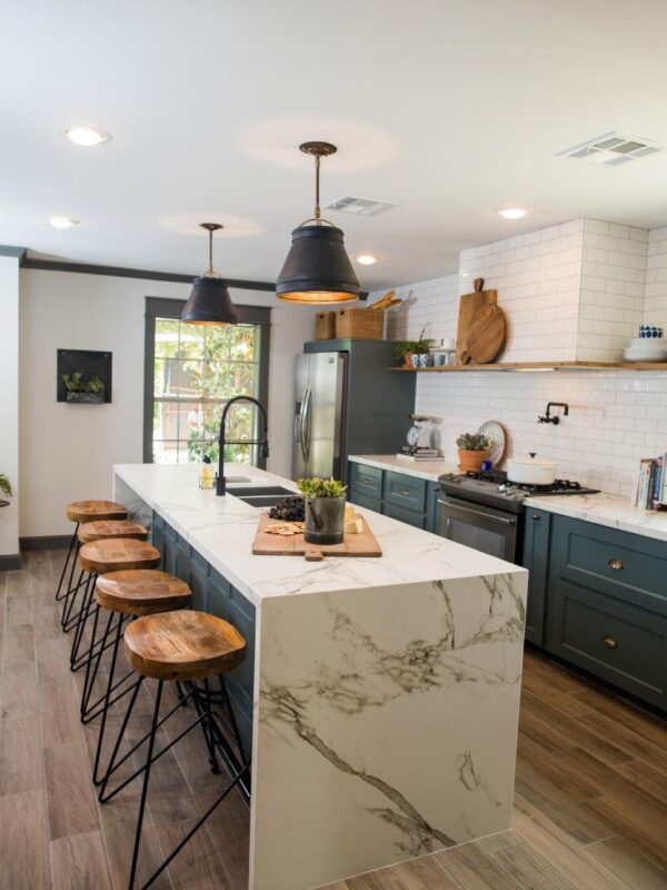Image of american 2 in Design an American kitchen worthy of a movie set and feel like a star - Cosentino