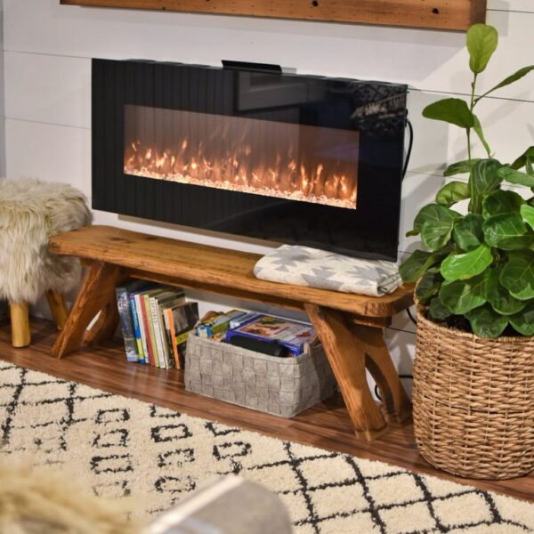 Image of andrea davis Y 1pNHclb5A unsplash in The welcoming warmth of home that only a fireplace can offer - Cosentino