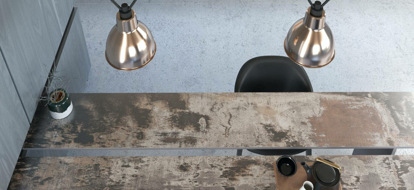 Image of dekton® industrial collection trilium lifestyle in Wabi-sabi: Join the most authentic trend - Cosentino