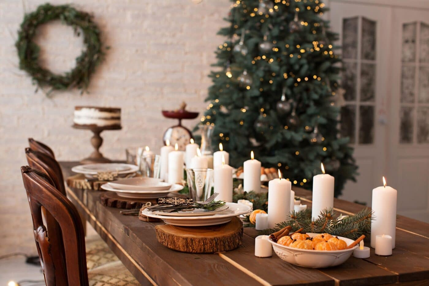Image of navidad 9 in The most creative Christmas decoration ideas for your kitchen - Cosentino