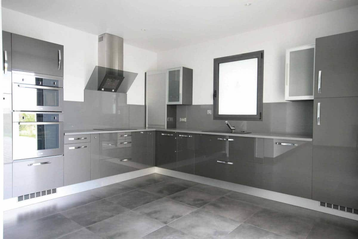 Image of IMG 1218©Arnaud Gumez ACL Médias in A stylish, on-trend kitchen - Cosentino