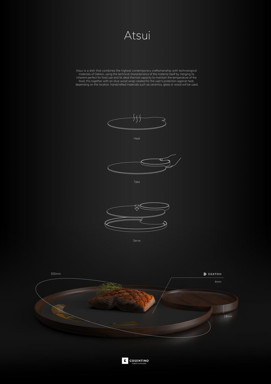 Image of 003 Atsui s in Cosentino Design Challenge 14 winners - Cosentino