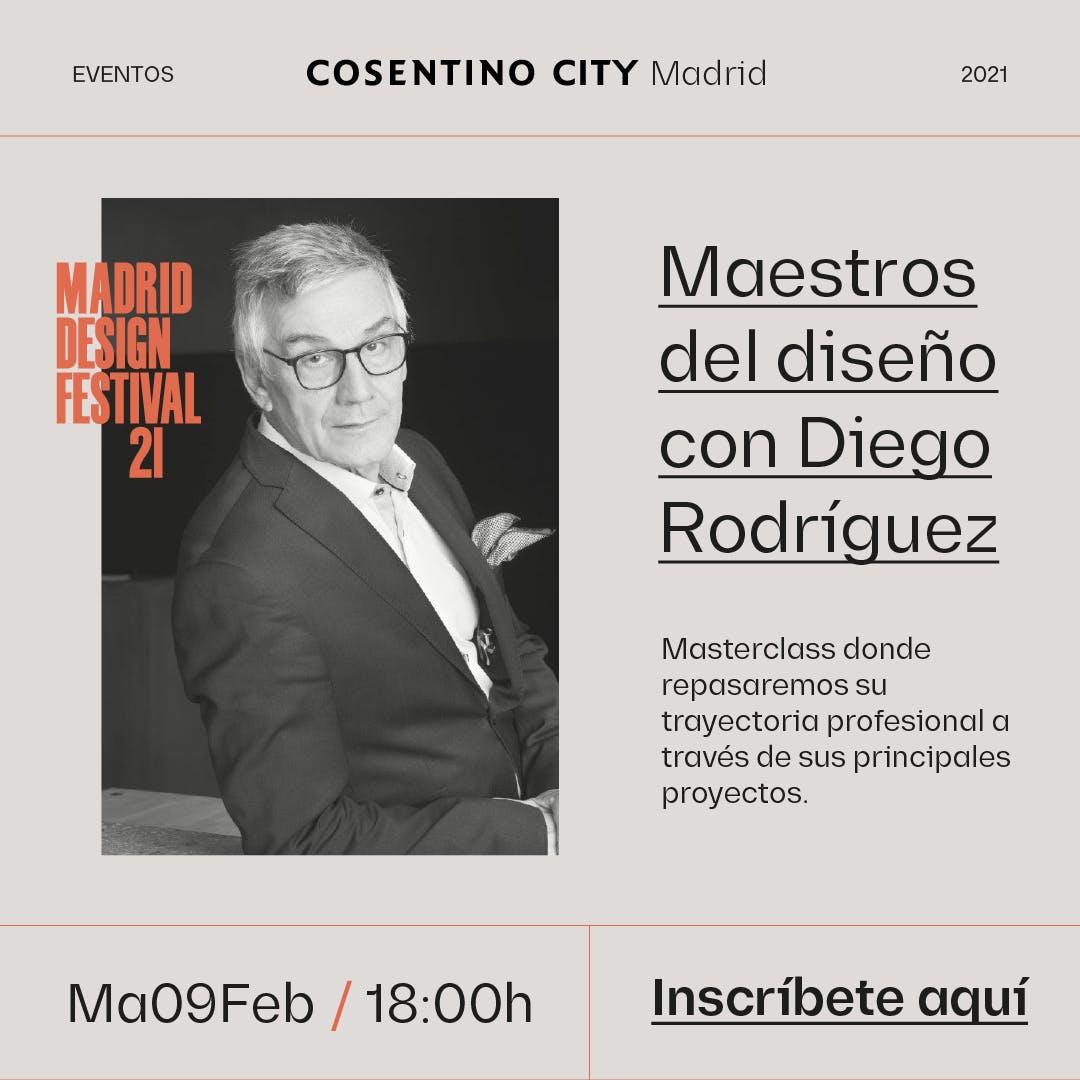 Image of 1 1 3 in Cosentino at the Madrid Design Festival 2021 - Cosentino