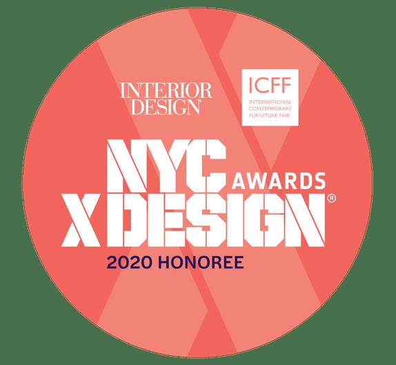 Image of in Dekton Avant-Garde Series Named Honored in 2020 NYCxDesign Awards - Cosentino