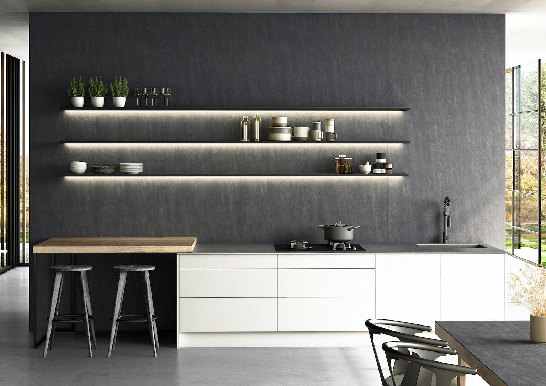 Image of 3 Dekton Slim Kitchen Bromo 1 in Vote for Dekton Slim in the SBID Product Design Awards 2020 - Cosentino
