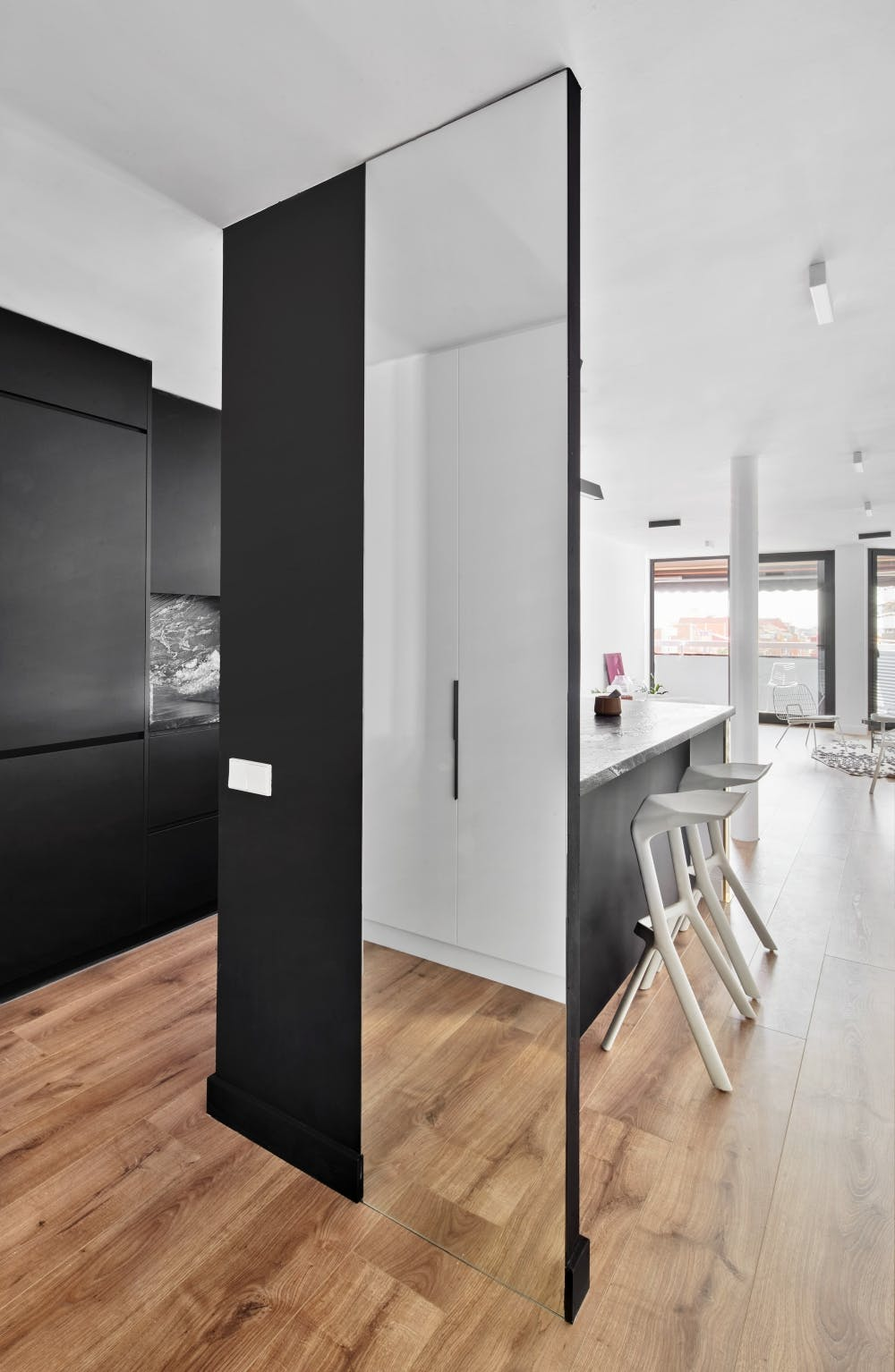 Image of 3ART 1 in Connected spaces creating an open and brilliant home - Cosentino