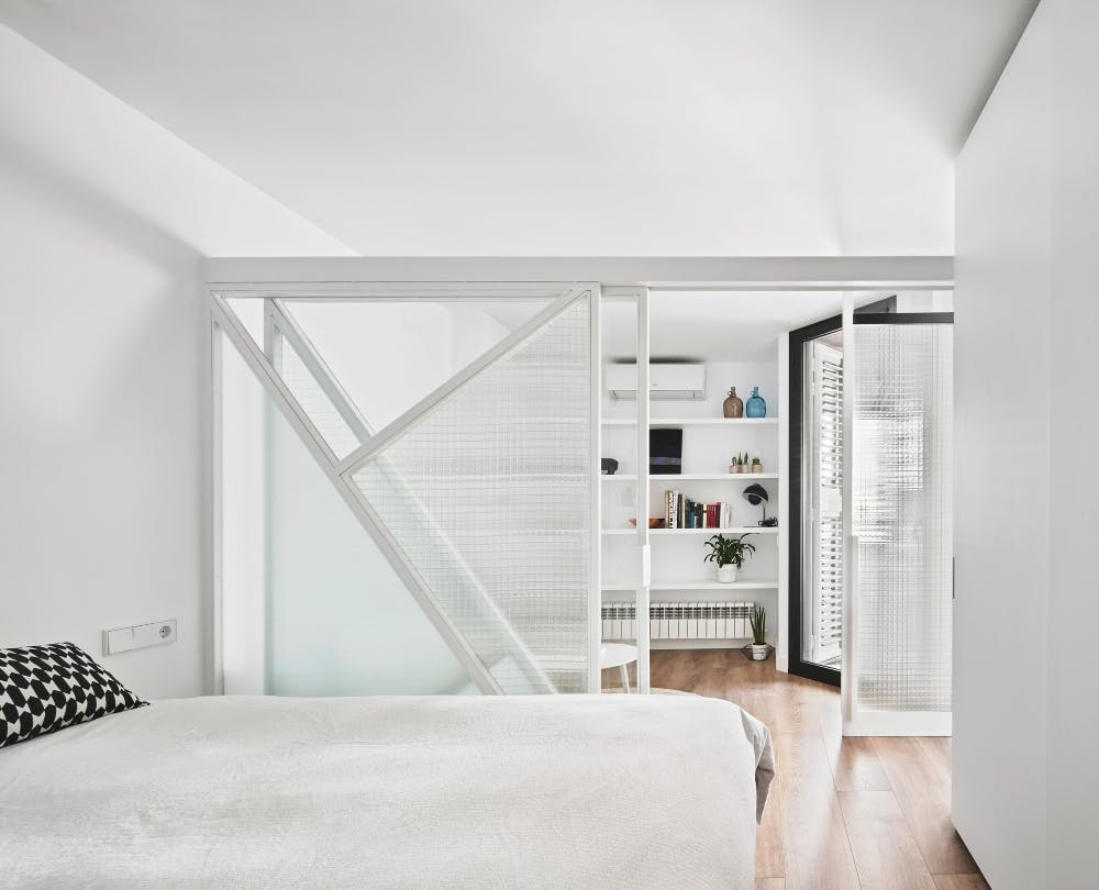 Image of 4ART 1 in Connected spaces creating an open and brilliant home - Cosentino