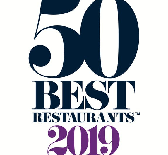 Image of 50Best World TM 2019 PRIMARY 1 in Dekton® by Cosentino: Official Sponsor of The World's 50 Best Restaurants 2019 - Cosentino