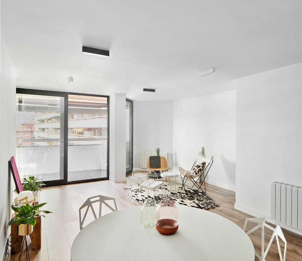 Image of 5ART 1 in Connected spaces creating an open and brilliant home - Cosentino