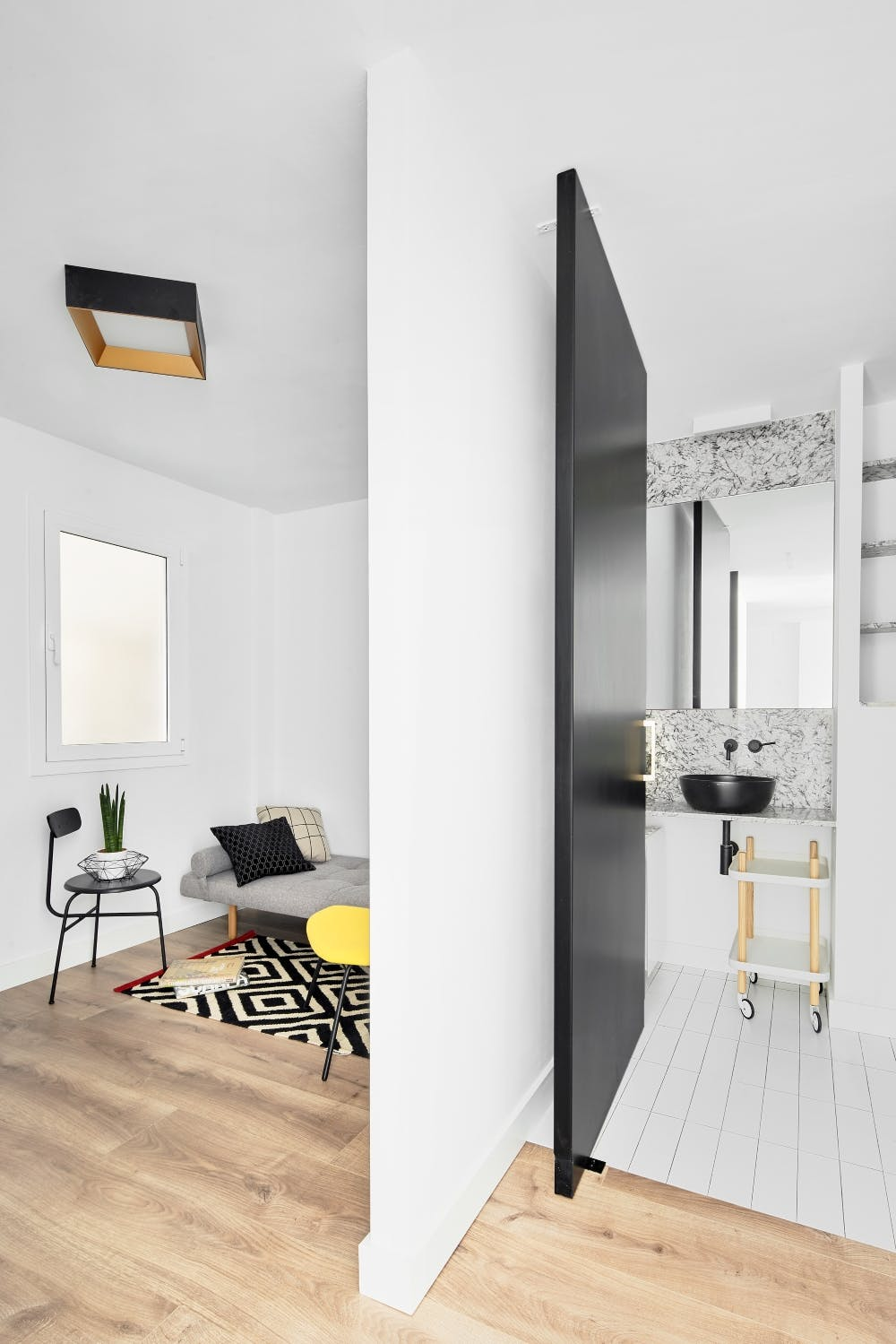 Image of 6ART 1 in Connected spaces creating an open and brilliant home - Cosentino