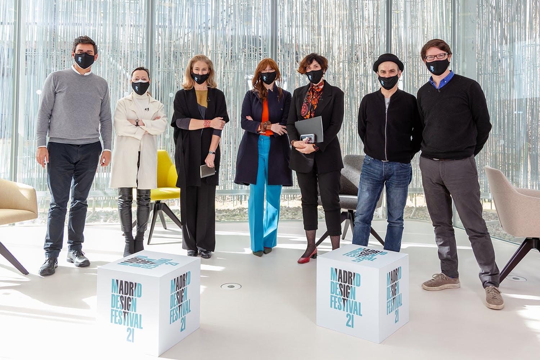 Image of ATLAS 1 Diseno para levantar un pais La cultura del Diseno como necesidad constructiva 3 in Cosentino at the Madrid Design Festival 2021 - Cosentino