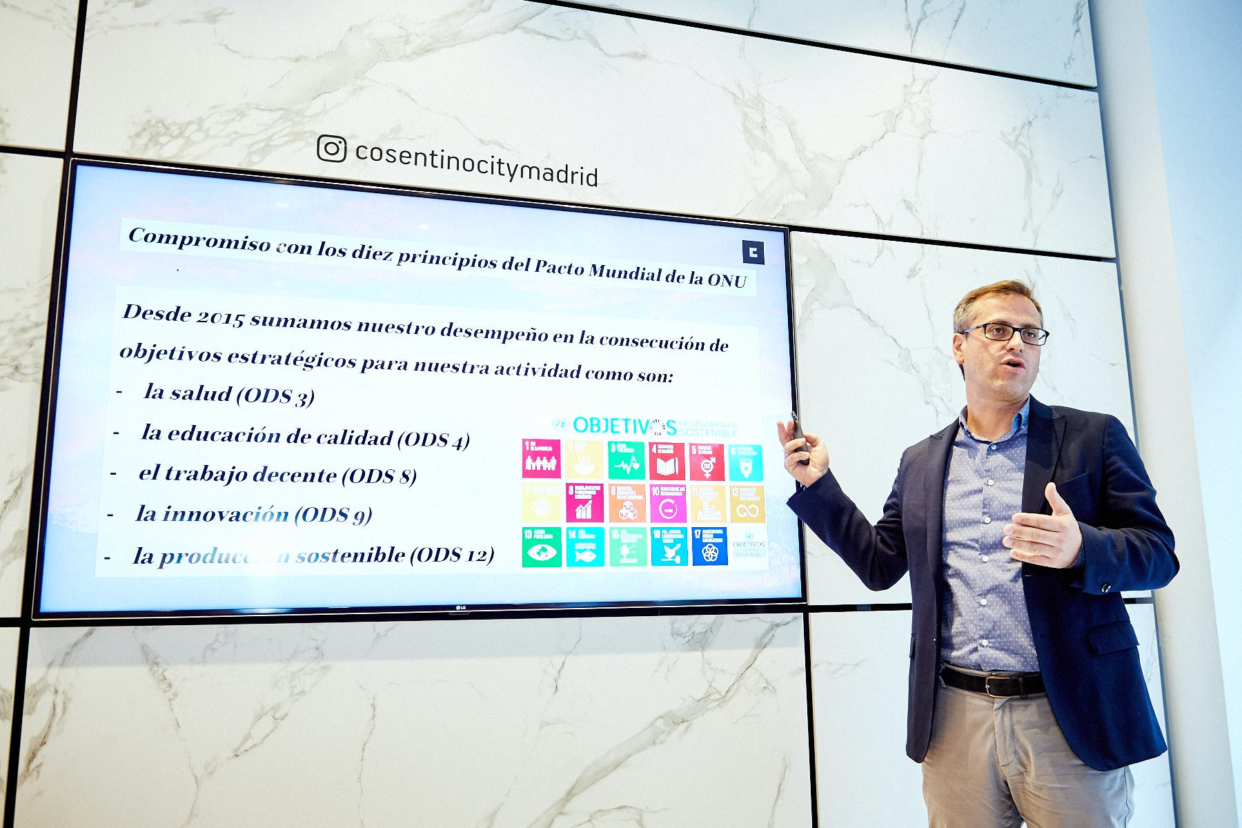 Image of Antonio Urdiales Cosentino City Madrid 1 in Cosentino talks about the future of Purchasing - Cosentino