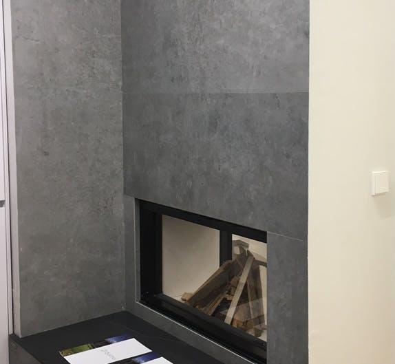 Image of Arquima Dekton by Cosentino Slim 1 1 1 in Dekton at Barcelona Building Construmat 2019 - Cosentino