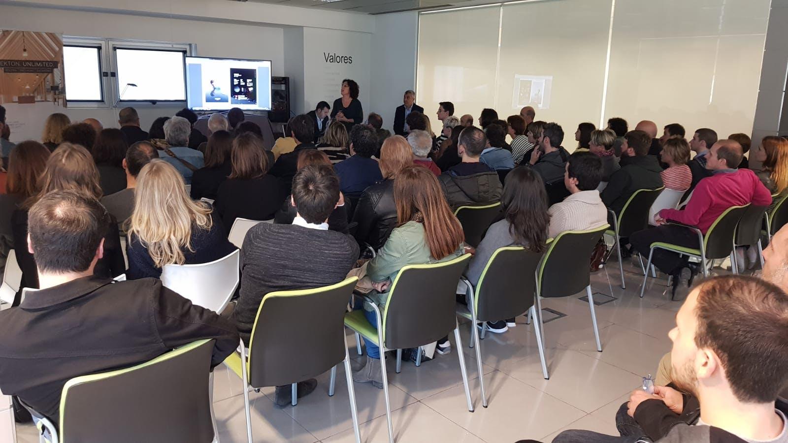 Image of Aula Cosentino San Sebastian Center 1 in Cosentino brings together more than 2,000 k&b professionals - Cosentino