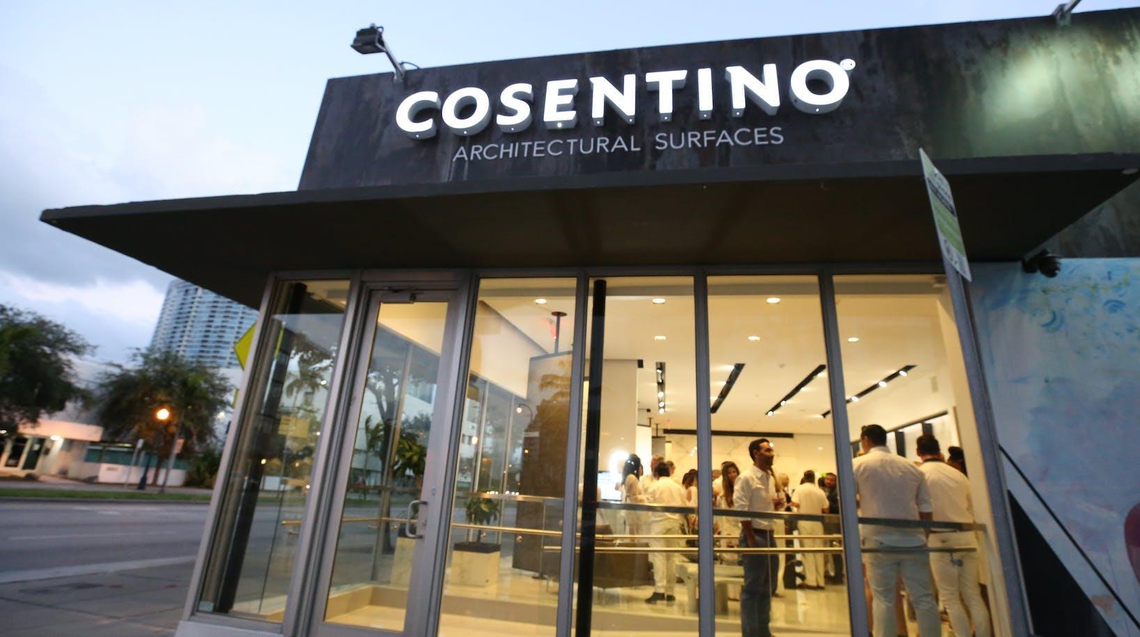 Image of CITY MIAMI 1 2 in Cosentino returns to Miami Design Week 2019 - Cosentino