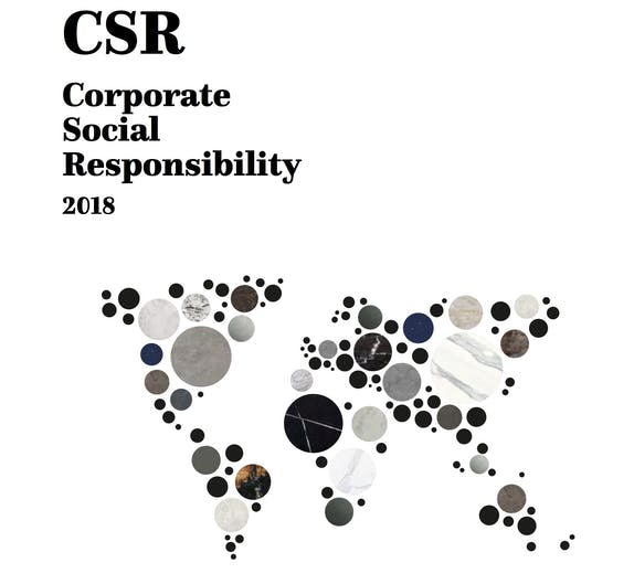 Image of CSR 2018 Cosentino Cover 1 in Cosentino Group submits its most transparent and committed CSR Report - Cosentino