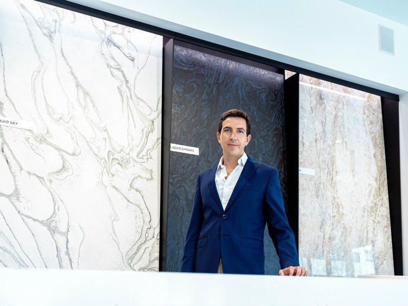 Image of Cosentino Alvaro Gonzalez 8 in Álvaro González, new Vice-President for Cosentino Group in Asia Pacific - Cosentino
