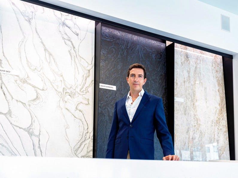 Image of Cosentino Alvaro Gonzalez 9 in Álvaro González, new Vice-President for Cosentino Group in Asia Pacific - Cosentino