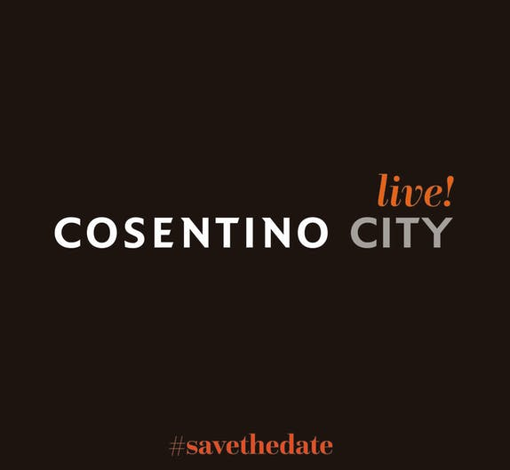 """Image of Cosentino City Live lr 1 scaled 1 in """"Cosentino City Live!"""" the best design from home - Cosentino"""