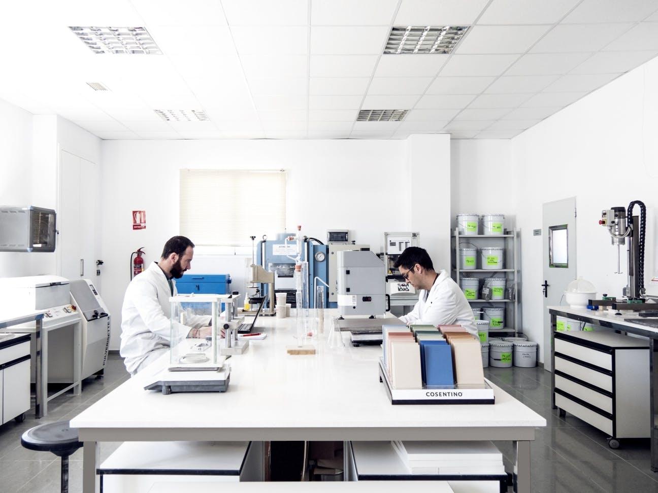Image of Cosentino Laboratorio en Cantoria 2 1 in Cosentino places its faith in innovation to contribute to the 2030 Agenda - Cosentino