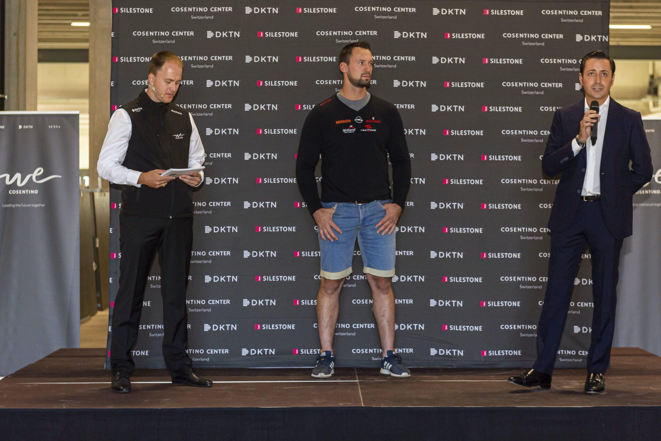 "Image of Cosentino Swiss opening 2 3 scaled in Cosentino Group launches new ""Center"" in Switzerland - Cosentino"
