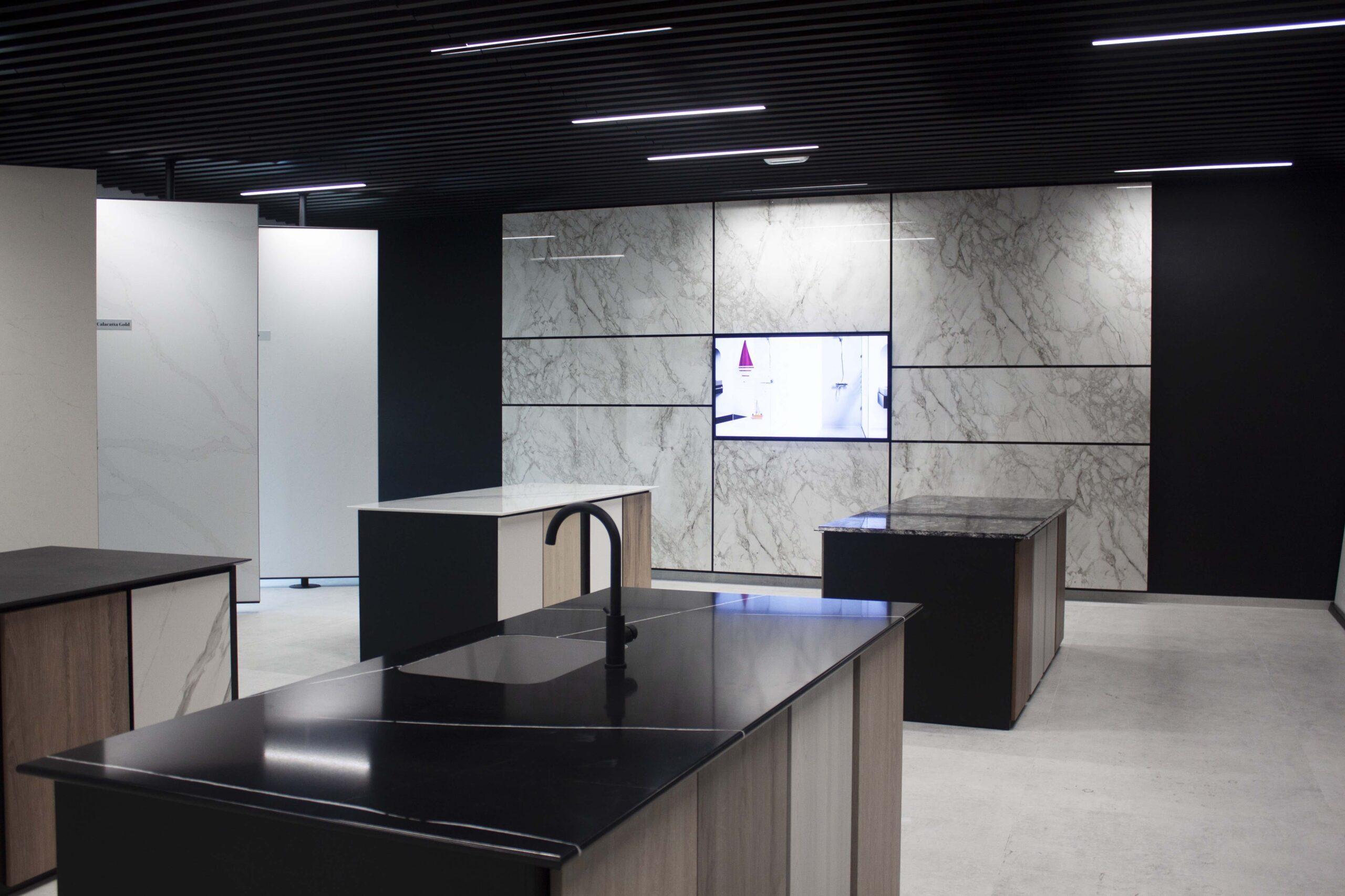 Image of Cosentino Vigo Center Showroom 3 1 scaled in Cosentino Center Vigo undertakes a beautiful renovation - Cosentino