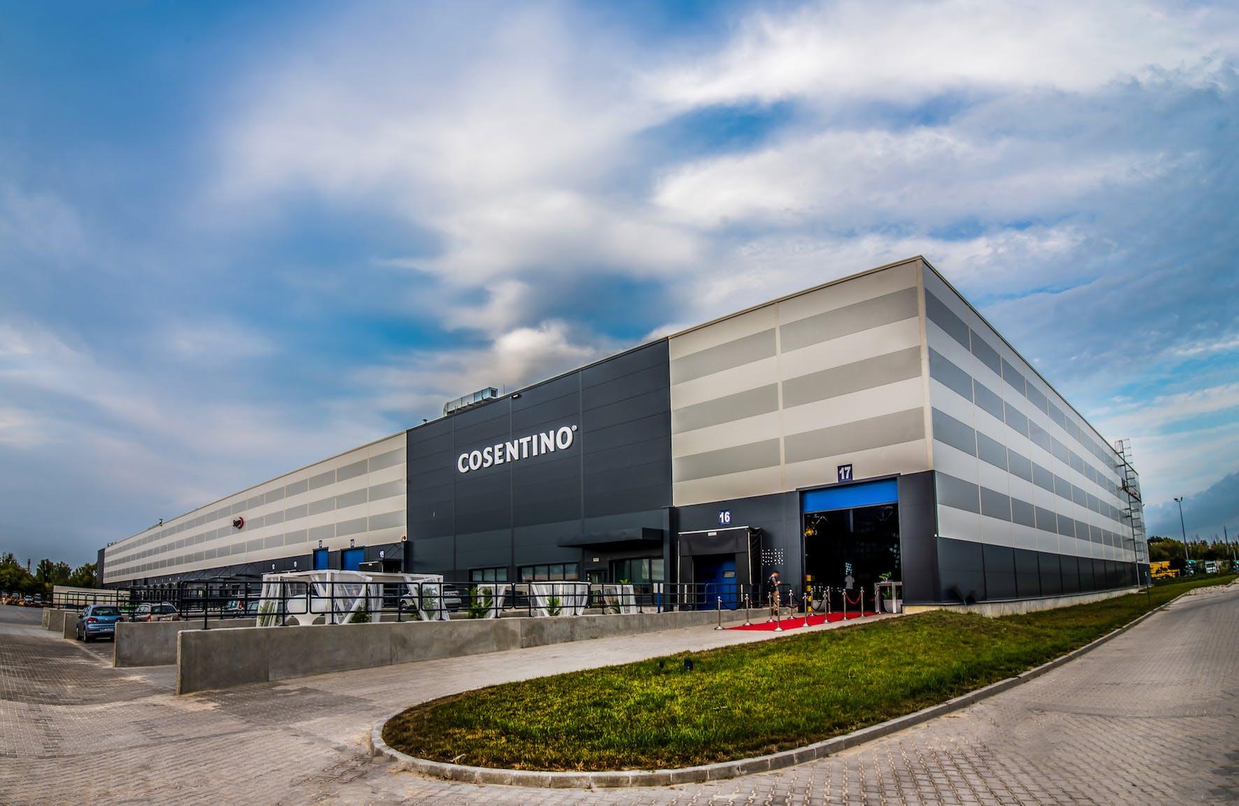 Image of Cosentino Center Polonia 2018 1 in Cosentino Group reaches Euro 984.5 million turnover in 2018 - Cosentino