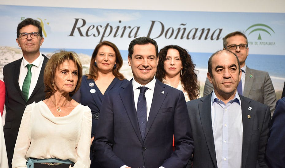 Image of Cosentino Premios MA foto detalle 1 in Cosentino, receives Environment Award from Andalusia Regional Government - Cosentino