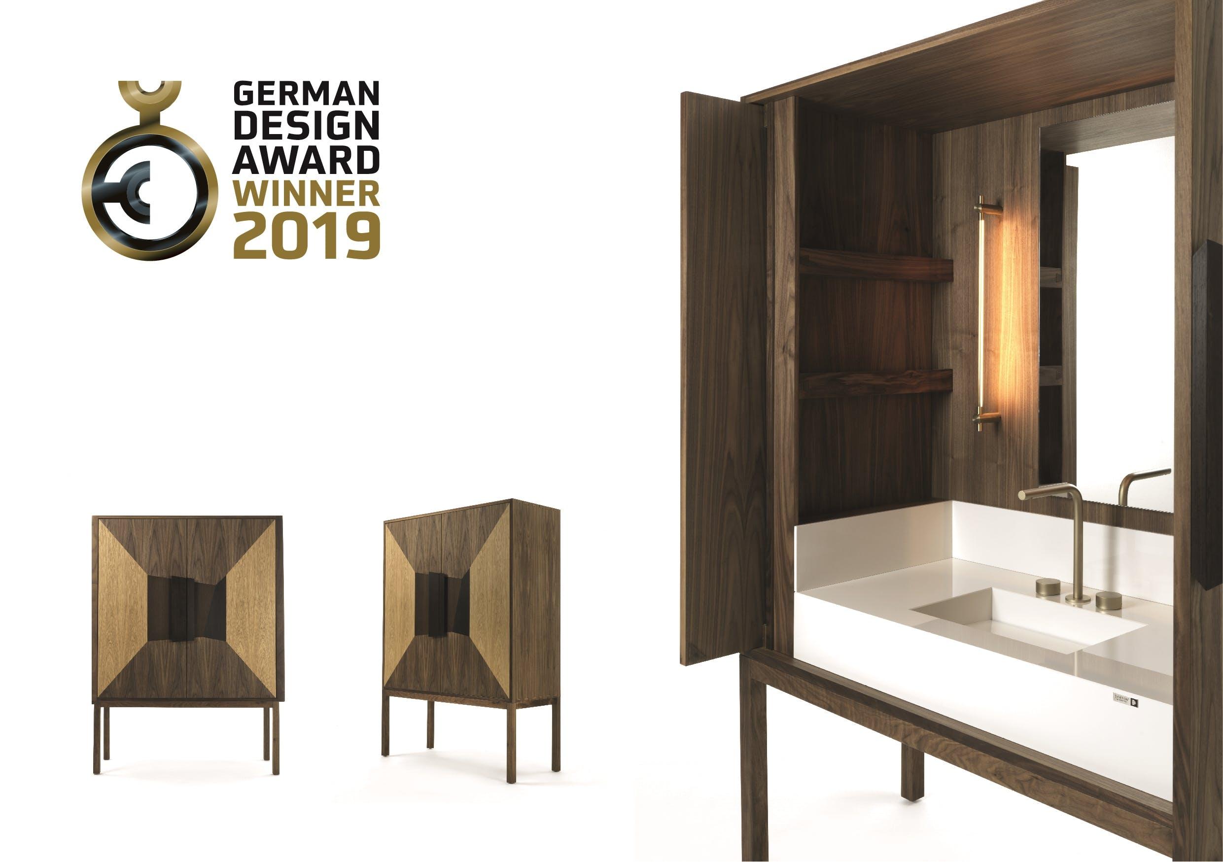 Image of Dekauri German Design Award 2019 1 in DeKauri, German Design Award 2019 - Cosentino