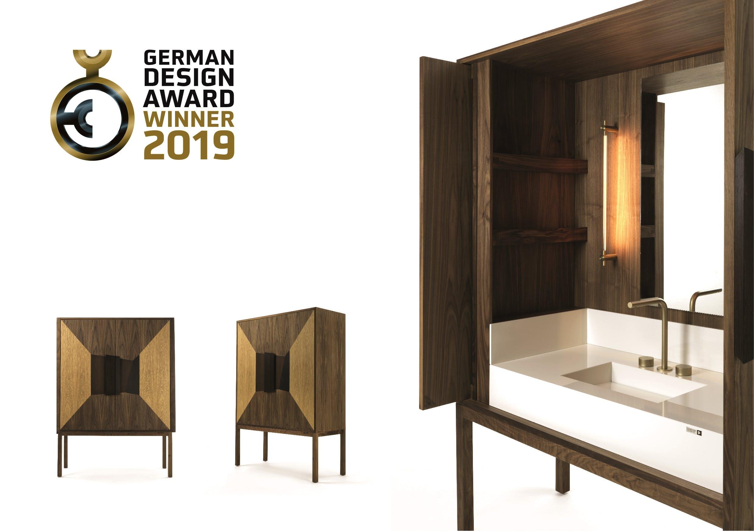 Image of Dekauri German Design Award 2019 2 in DeKauri, German Design Award 2019 - Cosentino