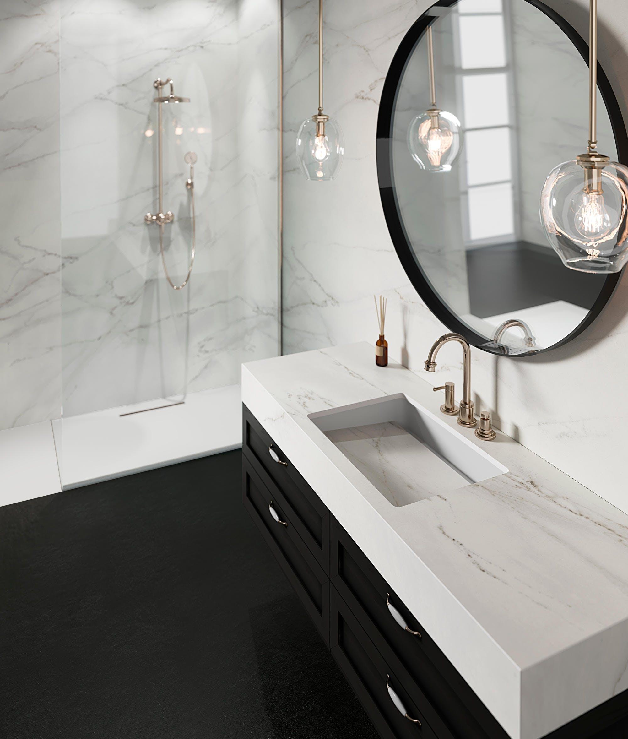 Image of Dekton Bathroom USA Rem 1 in Dekton® Portfolio'20 - Cosentino